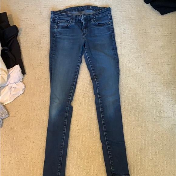 Ag Adriano Goldschmied Denim - AG Ankle Length Jeans